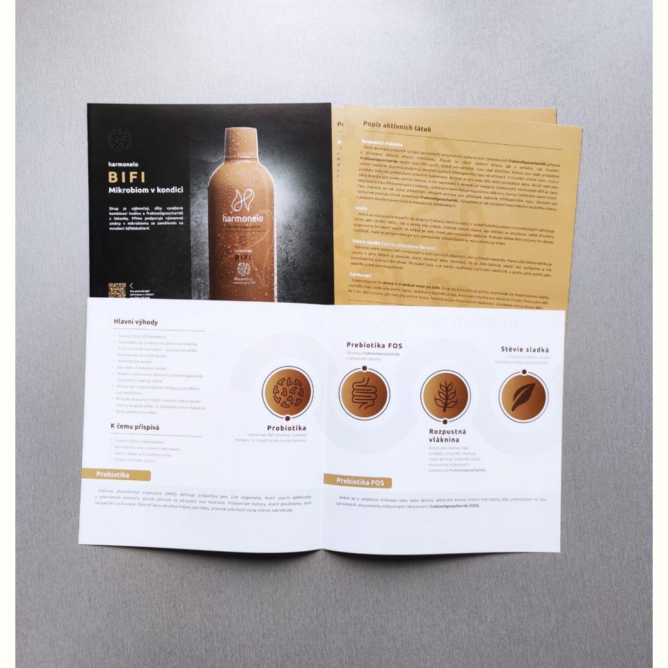 CZ Katalog produktů: Harmonelo Bifi (česky)