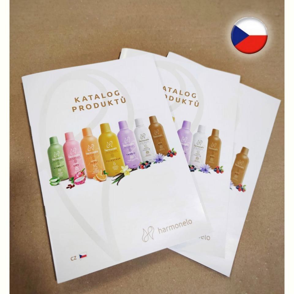 CZ Katalog produktů (česky)